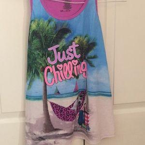 PJ shirt for girls